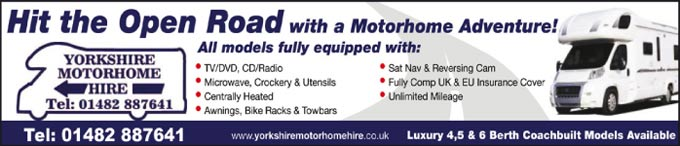 Motorhome Hire, Campervan Hire and Luxury Motorhome Hire