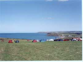 caravan parks in Cornwall